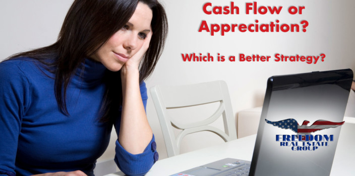For Turnkey Investing, is Cash Flow or Appreciation a Better Strategy?
