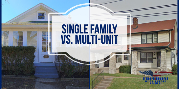 Single Family vs. Multi-Units: Is there a Better Option for Turnkey Investing?