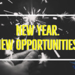 New Year. New Opportunities.